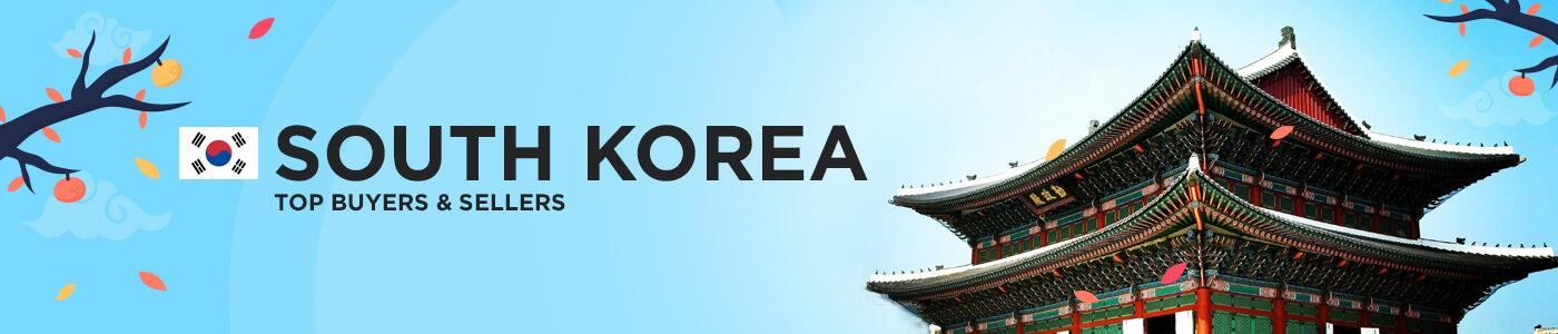 B2B website in South Korea