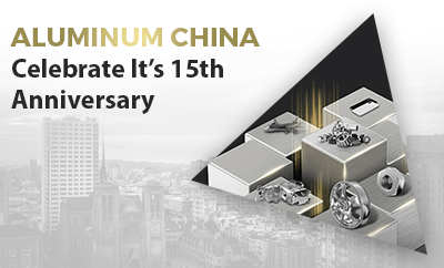 Aluminium China Celebrates Its 15th Anniversary Bringing Out Its Largest Exhibition Area Ever