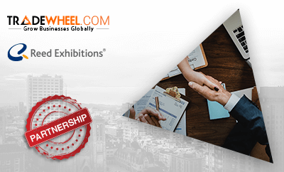 TradeWheel Signs the Contract with Reed Exhibitions as the Official Media Partner