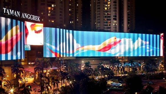 Huaxia LED Video Wall Display Screen and LED Lighting