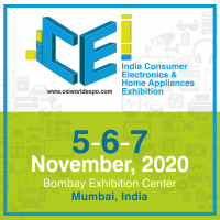 The India Consumer Electronics & Home Appliances Exhibition (CEI) 2020